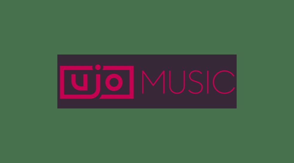 UJO MUSIC Logo